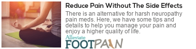 foot spa for neuropathy